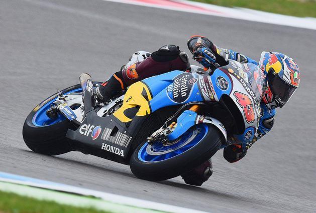 MotoGP: �r�lt verseny, �j gy�ztes a kir�lykateg�ri�ban