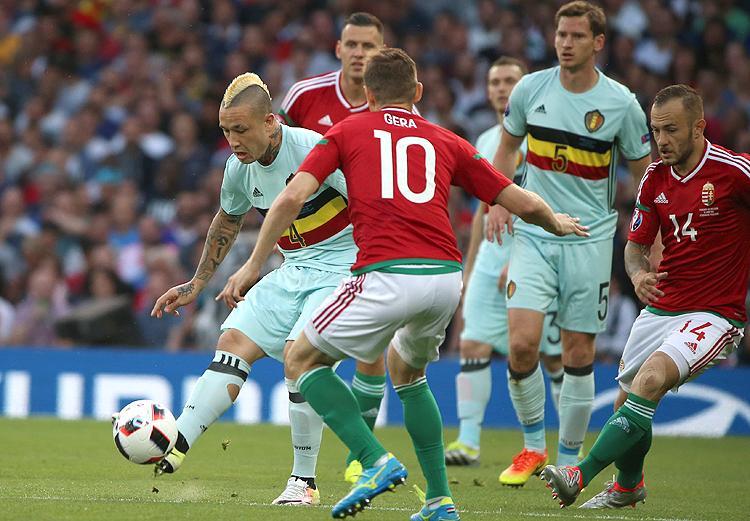 Válogatott: képgaléria a magyar–belga Eb-nyolcaddöntőről