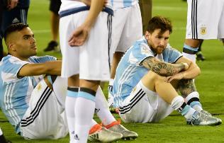 Copa Am�rica: tart az argentin �tok, Chile megv�dte c�m�t