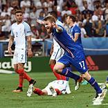 Itt az Eb legnagyobb csod�ja! Izland kiejtette Angli�t!