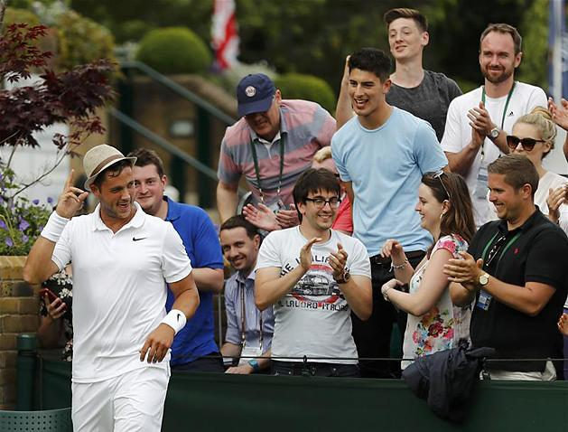 Wimbledon: Ilyen sztorikra van szükségünk – Federer