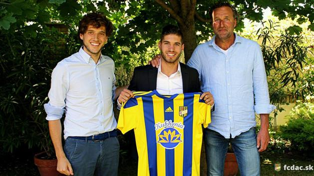 DAC: Hollandiából érkezett magyar futballista – hivatalos