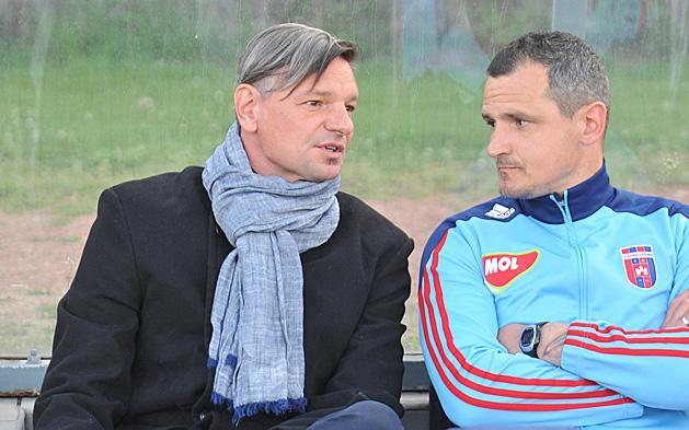 DVTK: Horv�th Ferenc a di�sgy�riek �j vezet�edz�je