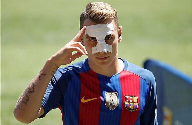 A Barcelona a Realra d�nti a transzferid�nyt?