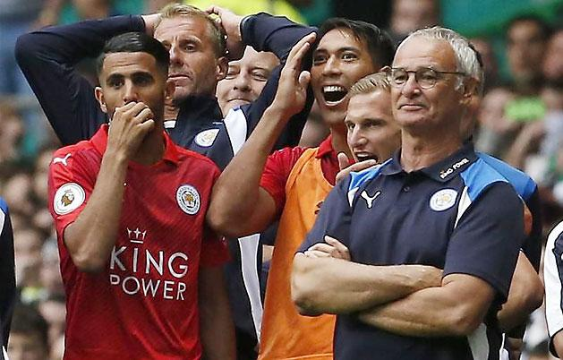 Bajnokok Kup�ja: sikeres p�rbajjal kezdett a Leicester