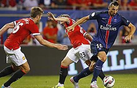 MU: Zlatan Ibrahimovic nem vár tovább – hivatalos