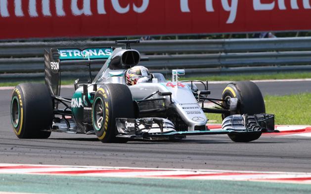 Hamilton ötödször első a Magyar GP-n – és már ő vezet a vb-n!