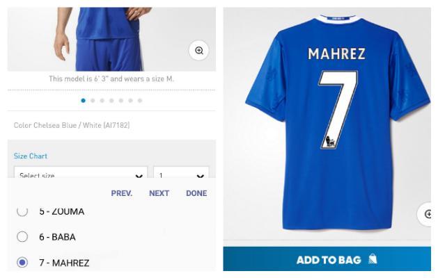 K�p: a mez is megvan, Mahrez v�lt, de nem az Arsenalhoz megy?