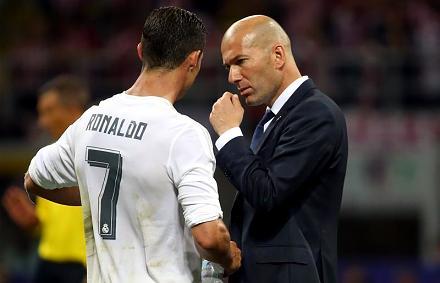 Európai Szuperkupa: CR és Bale nélkül, 4–4–2-ben a Real?