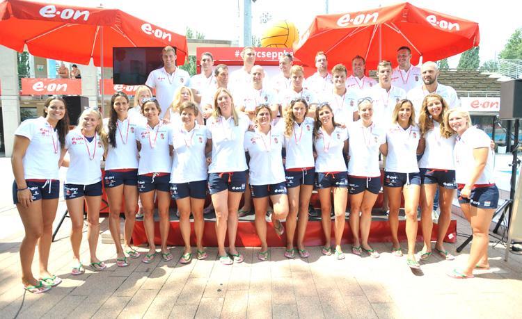 Rio 2016: itt a csapatunk! Dzsudzs�k�k ut�n �rt�k dobban �jra a magyar sz�v
