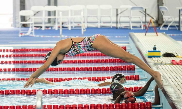 Rio 2016: a menek�lt l�ny az �let��rt �szott, most az olimpi�n bizony�that
