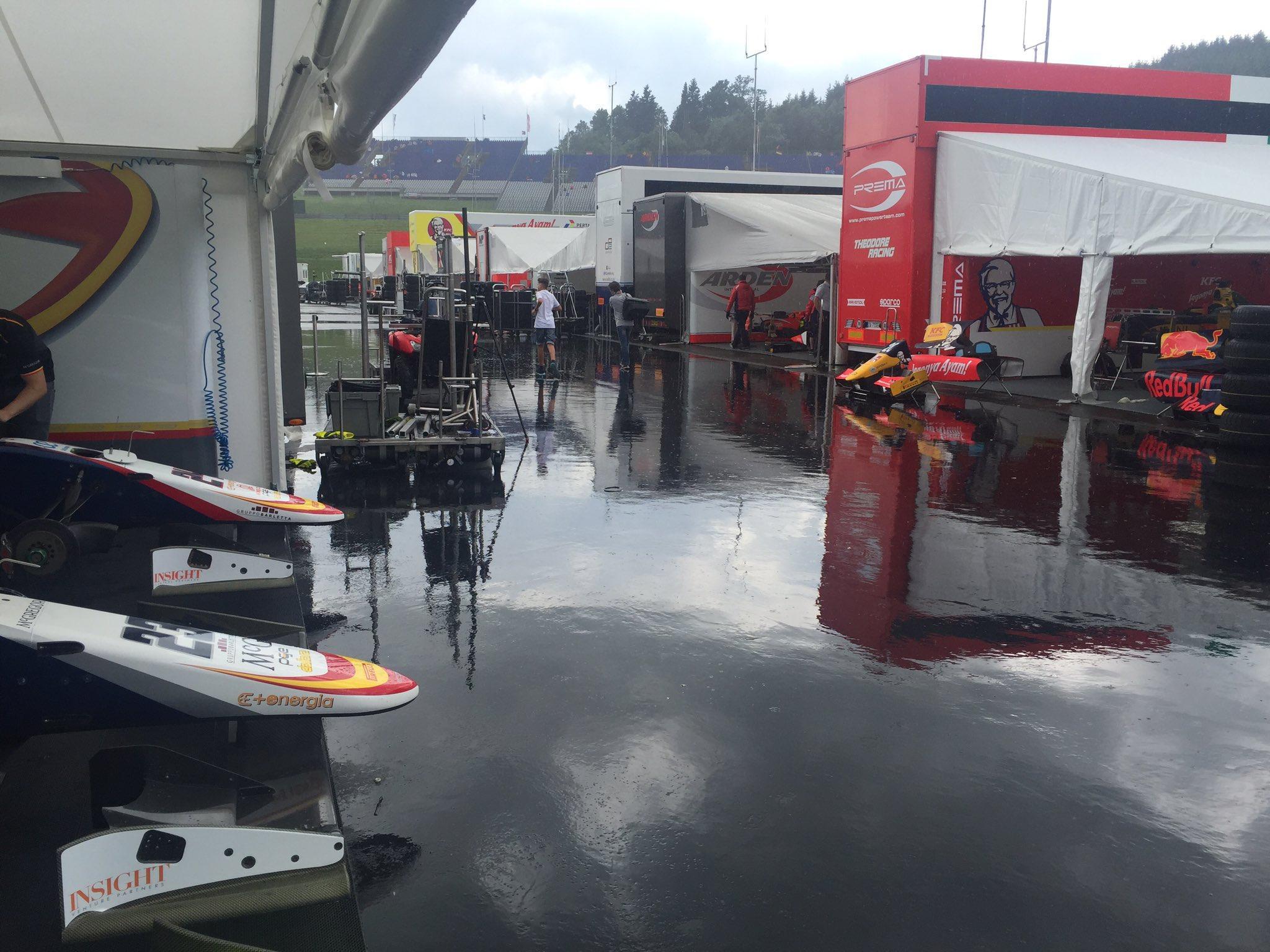 F1: Osztr�k Nagyd�j, 2. szabadedz�s �l�ben az NSO-n!