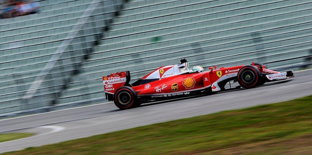 A Mercedes lassult, a Ferrari gyorsult Hockenheimben