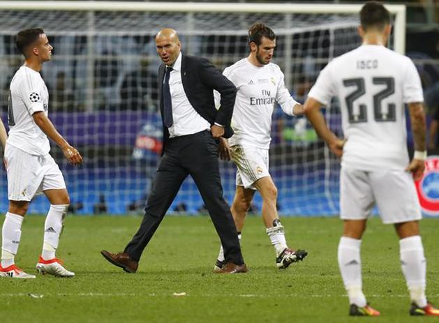 Real Madrid: elj�n a Zidane-ok kora?