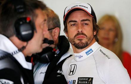 F1: Elég volt, nem érdekel tovább, feladtam – Alonso