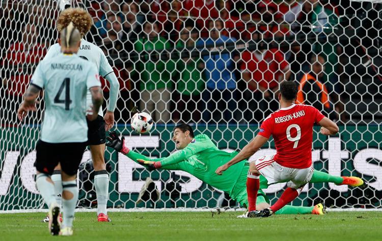 Wales meg�ll�thatatlan, Belgiumot is eltakar�totta!