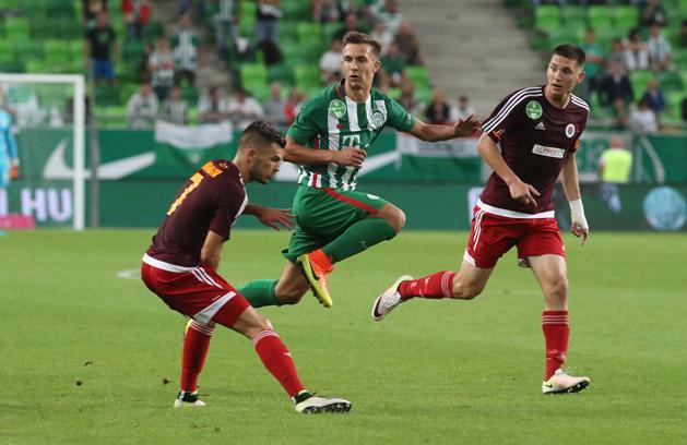 Resultado de imagen de Ferencvaros 1-2 Vasas