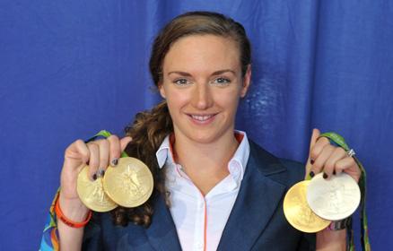 """Rio 2016: """"Ő volt az, aki megmondta..."""" – Hosszú Katinka meghatódott"""