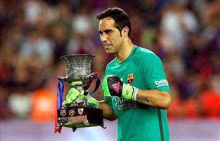 K�sei kapuscsere Barca m�dra, nincs r�zm�z�s Madridban