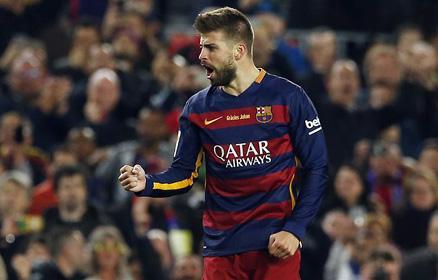 Barca: Piqué ismét odapirított a Realnak – na de milyen kreatívan!