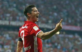 Bundesliga: a Bayern felt�r�lte a padl�t a Werderrel a nyit�nyon