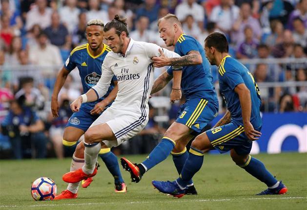 La Liga: a Real Madrid folytatta nagy sorozat�t, 14-n�l tart
