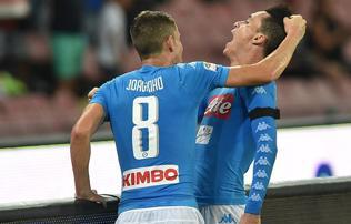 Serie A: 6 g�l, lapes�, Napoli-gy�zelem a Milan ellen