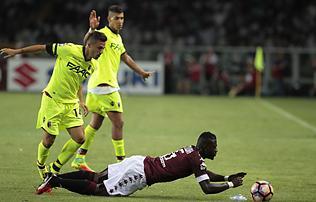 Serie A: Nagy �d�m sem seg�tett a Bologn�n; botlott a Roma