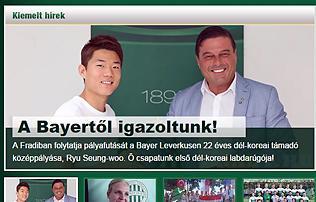Fradi: kölcsönvették a Leverkusen középpályását – hivatalos