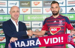 Videoton: Fiola Attila érkezett a PAFC-tól – hivatalos