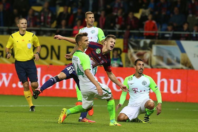 A ferencvárosi Nagy Dominik ismét meghívót kapott a válogatottba (Fotó: Hegedüs Gábor)