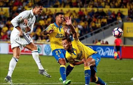 La Liga: a Kan�ri-szigeteken is megbotlott a Real Madrid