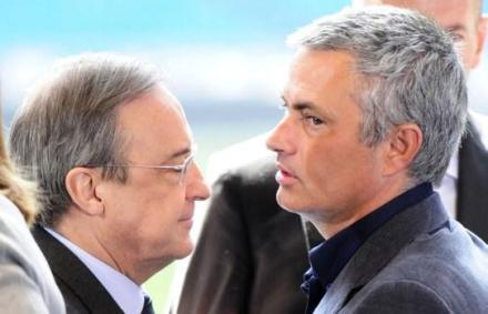 """Real: """"Arra kért, hogy takarítsam el a sz.r embereket, mint a Ramos"""" – Mourinho"""