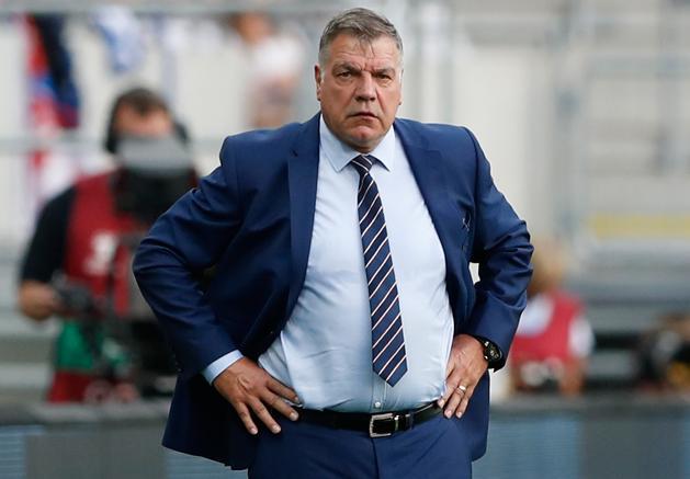 Allardyce megjegyzései nem valószínű, hogy nagy sikert aratnak az FA-nél (Fotó: Action Images)