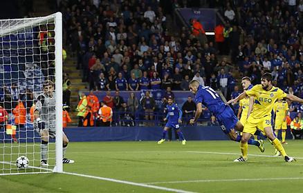 BL, G-csoport: a Leicester City a Port�t is legy�zte