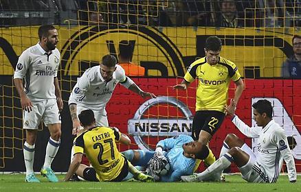BL: Zidane szerint t�bbet �rdemeltek volna az egy pontn�l