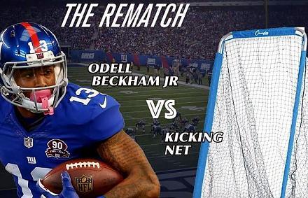 NFL: Beckham vs. r�g�h�l�; Eli Manning: 45 000; Elway, a troll
