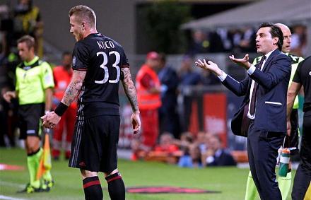Milan: Juve? Inkább a Genoa elleni meccs a lényeg – Montella