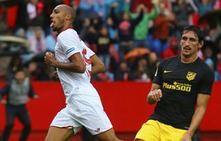 La Liga: az Atl�tico elvesztette veretlens�g�t, �len a Sevilla!
