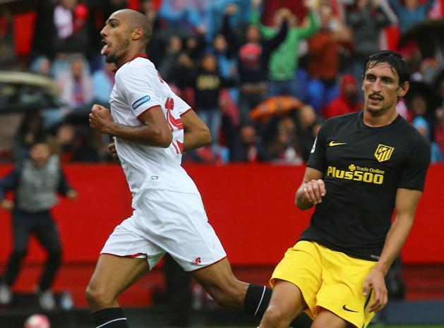 N'Zonzi gólja késztette megadásra az Atléticót (Fotó: Reuters)