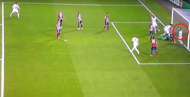 Az Atlético Madrid ellen is volt hasonló gólöröm.