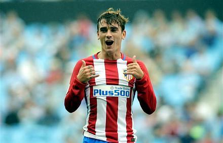 La Liga: tarolt az Atl�tico a d�j�tad�n, Griezmann a legjobb