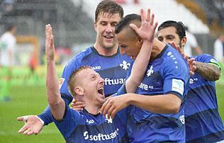Kleinheisler: Most �rkeztem meg a Bundeslig�ba!