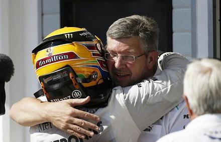 F1: m�r csak egy F1-es �ll�s cs�b�t� Ross Brawn sz�m�ra