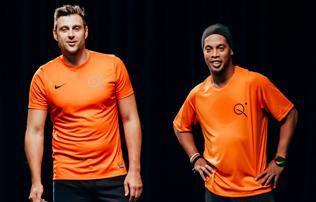 """""""Ez a jövő sportja!"""" – így jutna el Ronaldinho után az olimpiáig a magyar találmány"""