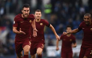 Serie A: hatalmas szarvashiba után a Roma legyőzte a Laziót