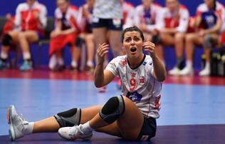 Női kézi Eb: Mörkék visszavágtak az olimpiai bajnoknak