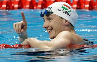 Rp. úszó-vb: Hosszú aranyérmes 100 m vegyesen is!