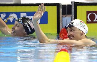Rp. úszó-vb: Hosszú Katinka a hatodik arany mellé ezüstöt is nyert