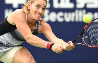 Aus. Open: Babos búcsúzott, nem is tudott a teniszről beszélni
